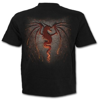póló férfi - Dragon Furnace - SPIRAL, SPIRAL