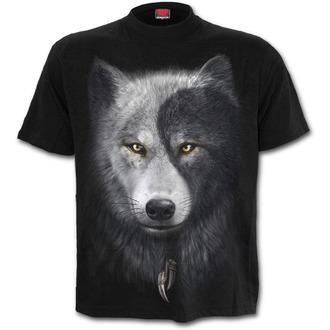 póló férfi - WOLF CHI - SPIRAL, SPIRAL