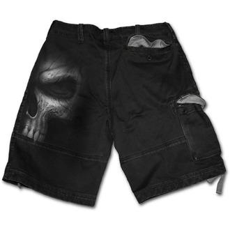 férfi rövidnadrág  SPIRAL - SHADOW MASTER - Fekete, SPIRAL
