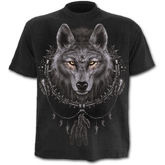 póló férfi - Wolf Dreams - SPIRAL, SPIRAL