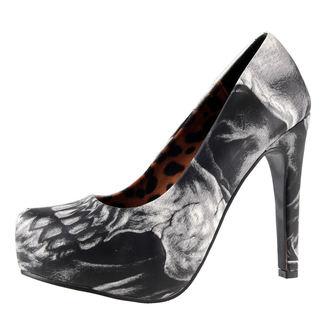 magassarkú cipő női - Dead On Platform - IRON FIST, IRON FIST
