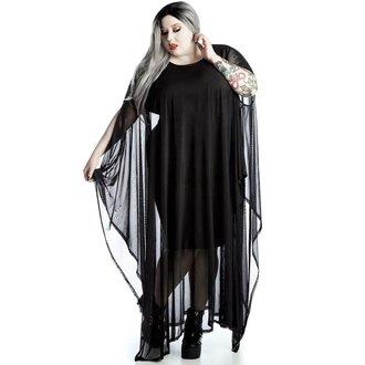 KILLSTAR női ruha-  Mystic Mesh Maxi[PLUSZ], KILLSTAR