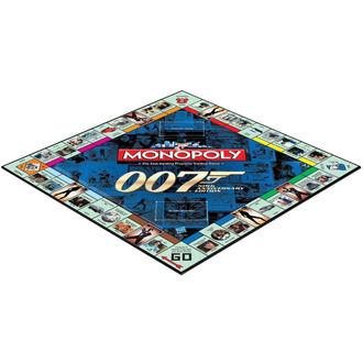 007 James Bond társasjáték- Monopoly, NNM