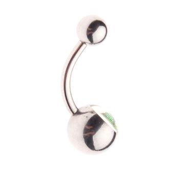 piercing ékszer - Marijuana / Blk, NNM