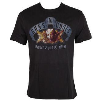metál póló férfi Guns N' Roses - Guns N' Roses - AMPLIFIED, AMPLIFIED, Guns N' Roses