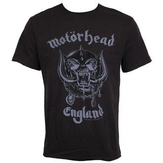 metál póló férfi Motörhead - MOTORHEAD - AMPLIFIED, AMPLIFIED, Motörhead