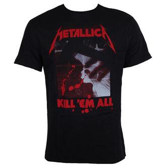 metál póló férfi Metallica - METALLICA - AMPLIFIED, AMPLIFIED, Metallica