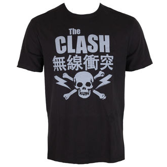 metál póló férfi Clash - THE CLASH BOLT - AMPLIFIED, AMPLIFIED, Clash