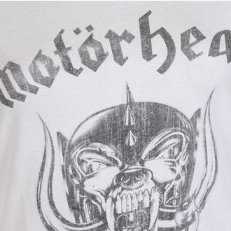 metál póló női Motörhead - MOTORHEAD - AMPLIFIED, AMPLIFIED, Motörhead