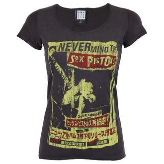 metál póló női Sex Pistols - SEX PISTOLS - AMPLIFIED, AMPLIFIED, Sex Pistols