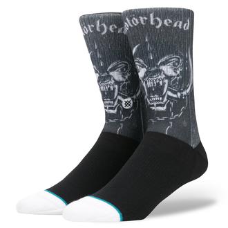 MOTORHEAD zokni- BLACK, Motörhead