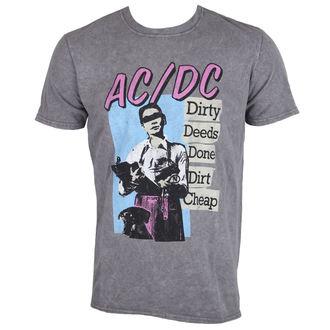 metál póló férfi AC-DC - DDDDC - ROCK OFF, ROCK OFF, AC-DC