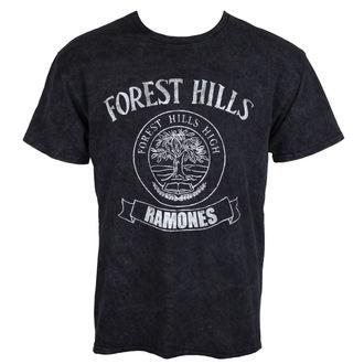 metál póló férfi Ramones - Forest Hills - ROCK OFF, ROCK OFF, Ramones