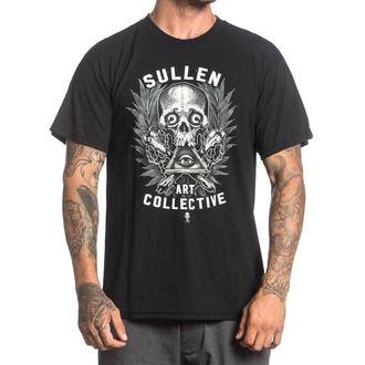hardcore póló férfi - HOLMES BADGE - SULLEN, SULLEN