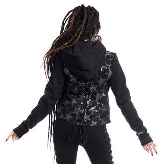 kapucnis pulóver női - STAR CHAOS - VIXXSIN, VIXXSIN