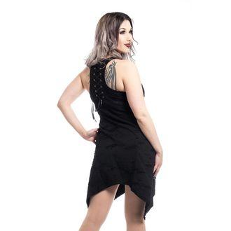 POIZEN INDUSRIES női ruha - AUTUMN - FEKETE, POIZEN INDUSTRIES
