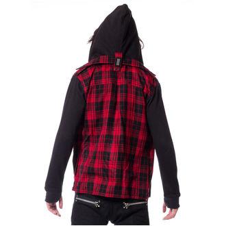 kapucnis pulóver férfi - QUINN - VIXXSIN, VIXXSIN
