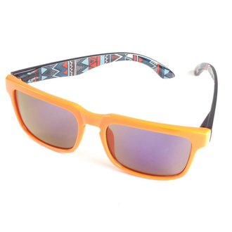 MEATFLY napszemüveg - Blade - B - Orange / Black, MEATFLY