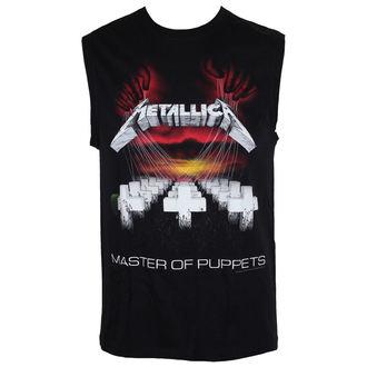 férfi Metallica felső - Master Of Puppets - Fekete, Metallica