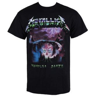 metál póló férfi Metallica - Creeping Death -, Metallica
