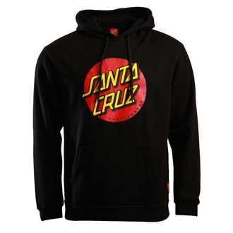 kapucnis pulóver férfi - Classic Dot - SANTA CRUZ, SANTA CRUZ