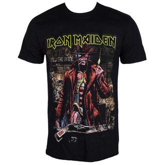 metál póló férfi Iron Maiden - Stranger Sepia - ROCK OFF, ROCK OFF, Iron Maiden
