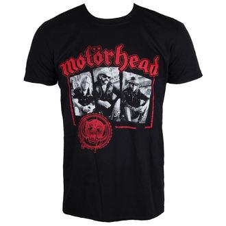 metál póló férfi Motörhead - Stamped - ROCK OFF, ROCK OFF, Motörhead