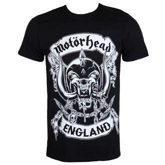 metál póló férfi Motörhead - Crosses Sword England - ROCK OFF, ROCK OFF, Motörhead