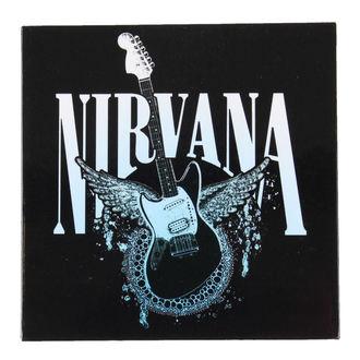 Nirvana -mágnes  Jagstang Wings - ROCK OFF, ROCK OFF, Nirvana