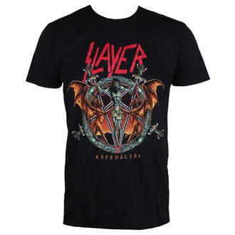 metál póló férfi Slayer - Demon Christ Repentless - ROCK OFF, ROCK OFF, Slayer