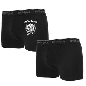 Motörhead férfi boxer (2 db)- Logo, NNM, Motörhead