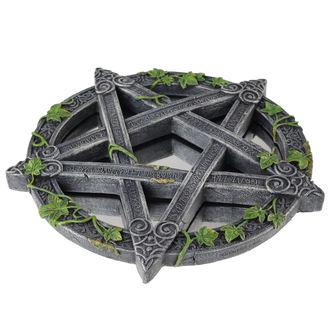 Wicca Pentagram tükör (dekoráció)