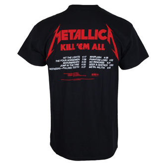 metál póló férfi Metallica - Kill 'Em All - NNM, NNM, Metallica
