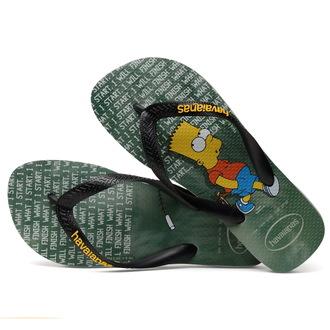 flip-flop unisex The Simpsons - HAVAIANAS, HAVAIANAS