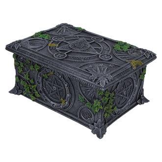 Wicca Pentagram doboz (dekoráció)