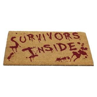 Survivors Inside lábtörlő, NNM