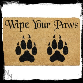 Wipe Your Paws lábtörlő