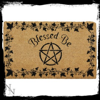 Blessed Be Doormat lábtörlő