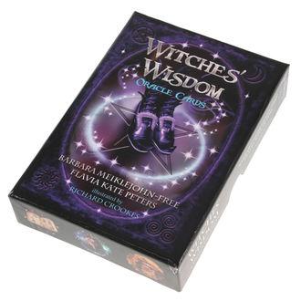 Witches Wisdom tarot kártyák