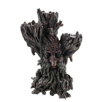 Green Man Tri gyertyatartó (dekoráció)