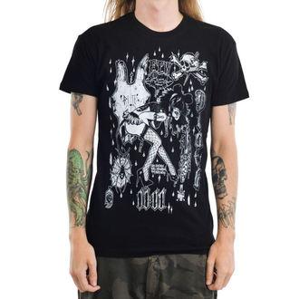 gót és punk póló férfi - MOUSEY - TOO FAST, TOO FAST