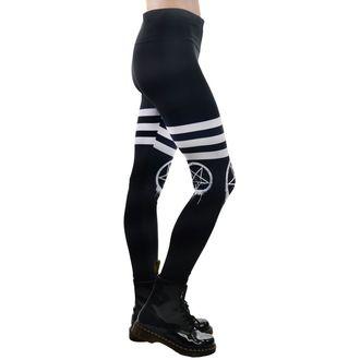 TOO FAST női nadrág (leggings) - DRIPPY PENTAGRAM, TOO FAST