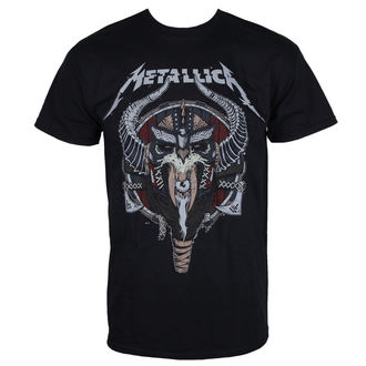 metál póló férfi Metallica - Viking -, Metallica