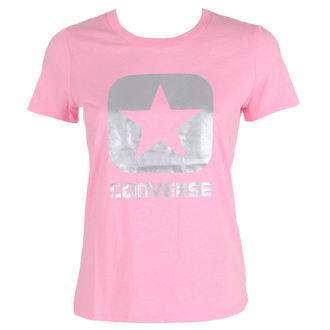 utcai póló női - Metallic Boxstar - CONVERSE, CONVERSE
