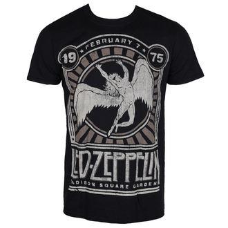 metál póló férfi Led Zeppelin - MADISON SQ GARDEN - LIVE NATION, LIVE NATION, Led Zeppelin
