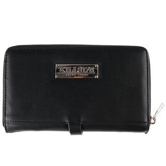 KILLSTAR pénztárca  - Hexellent - Fekete, KILLSTAR
