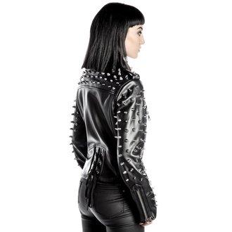 bőrdzseki női - Billie - KILLSTAR, KILLSTAR