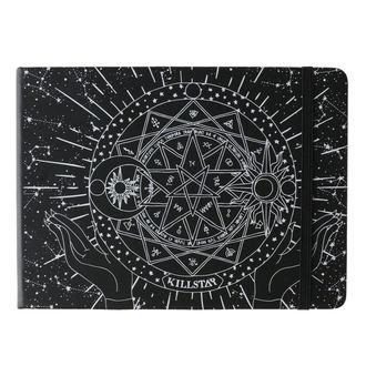 KILLSTAR jegyzettömb - Astrology Journal - Fekete