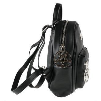 KILLSTAR hátizsák - Darcy - Fekete, KILLSTAR