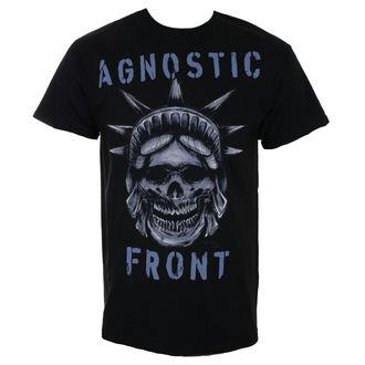 metál póló férfi Agnostic Front - STATUE SKULL - RAGEWEAR, RAGEWEAR, Agnostic Front